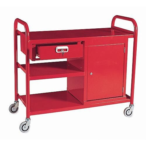 Maintenance Trolley Trolley With Lockable Drawer Capacity 200kg