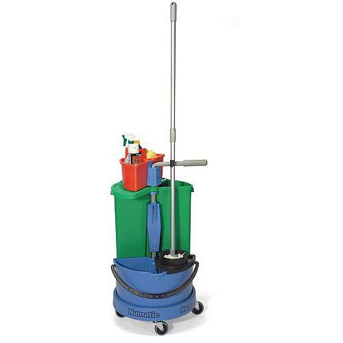 Cleaning Trolley Carousel Caddy
