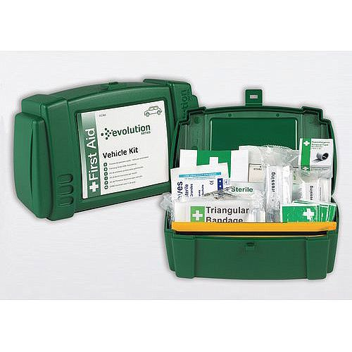 Evolution Vehicle First Aid Kit Standard Up to 5 Person
