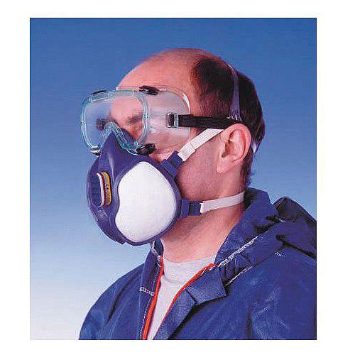 Maintenance Free Reusable Gas &Vapour Masks 3M 4277