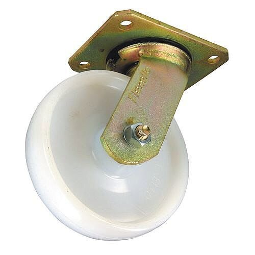 Nylon Wheel, Medium Duty - Swivel