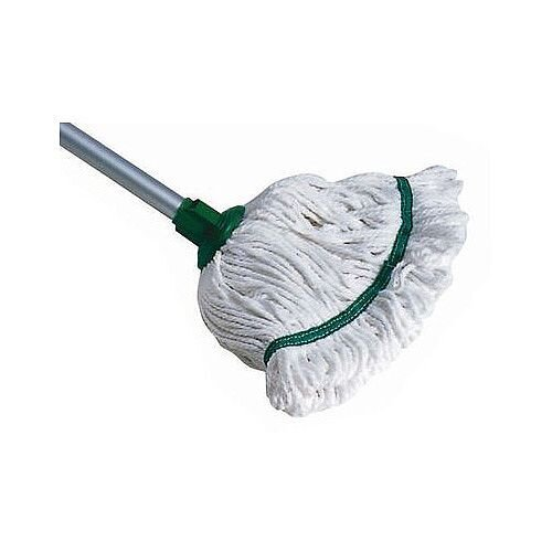 Hygiene Socket Mop With Aluminium Handle Blue