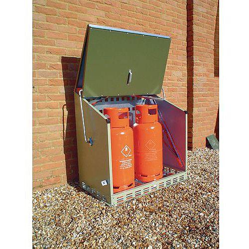 Cylinder Storage Unit HxWxDmm 1570x1950x680
