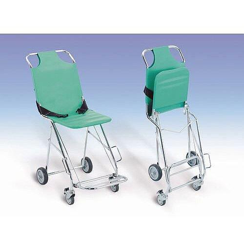 Patient Transit Chair 4 Wheels