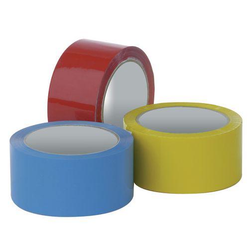 Vinyl Tape Bulk Pack 48mm Yellow Pack of 36