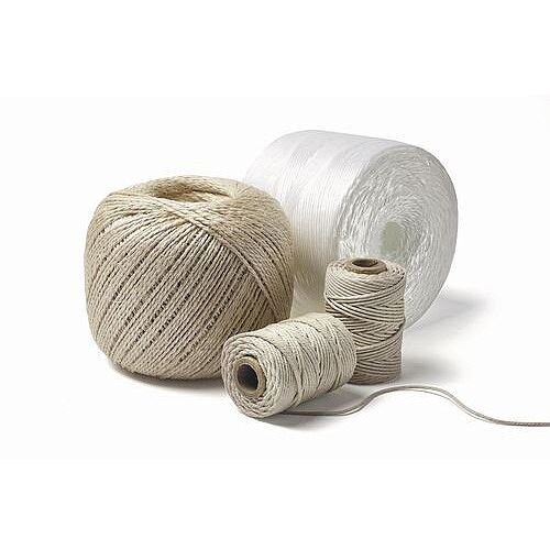 Loose Twine Coton Roll Length 120 Metres Pack of 6