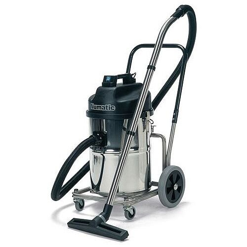 Industrial Stainless Steel Wet &Dry Vacuum Cleaner 240V