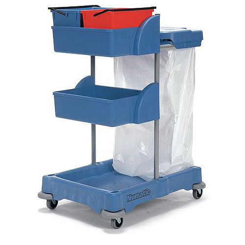 Cleaning Mopping Trolley
