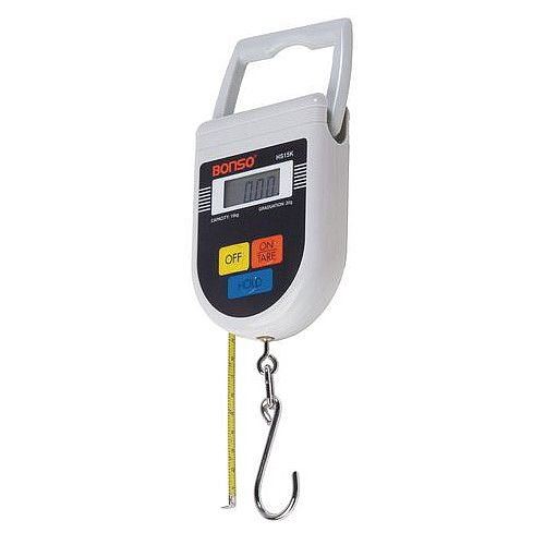 Hand-Held Hanging Scales Capacity 25kgx20g