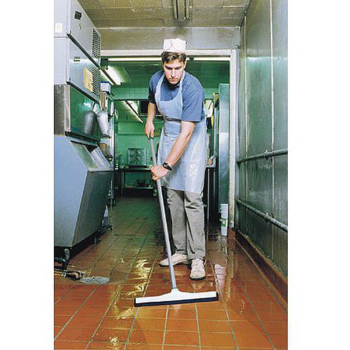 Aluminium Handle For Heavy Duty Floor Sanitary Combi Squeegee