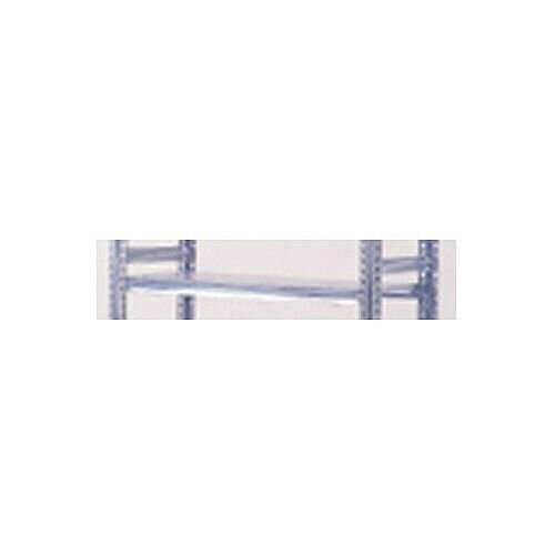 Zinc Plated Boltless Shortspan Shelving Extra Shelf WxD 900x500mm - 185kg Shelf Capacity