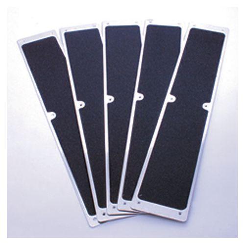 Aluminium Stairtreads Black