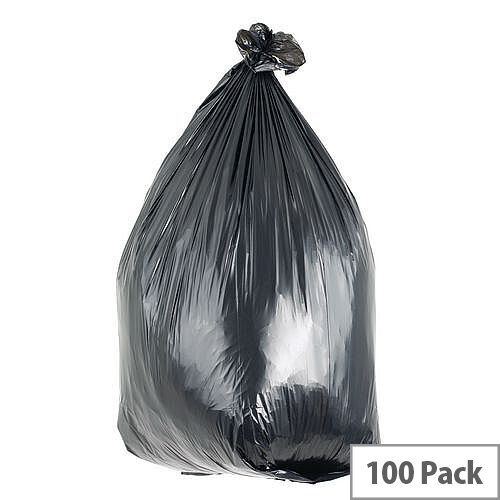 Light Duty Bin Bags 240L Pack of 100