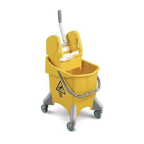 Mopping Unit General Duty Yellow