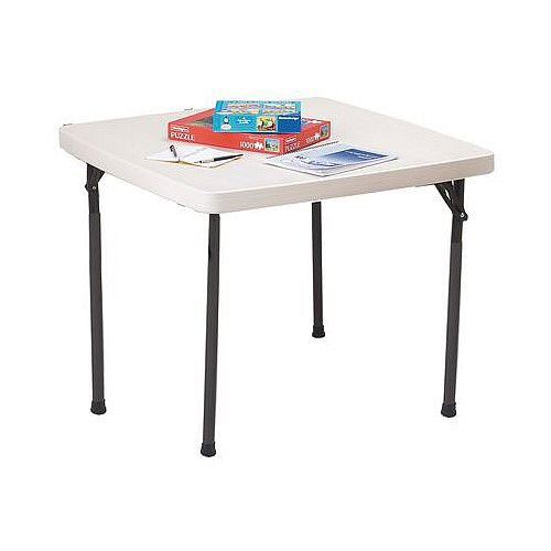 Polyfold Square Folding Table 940mm