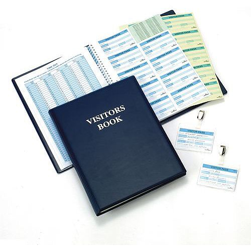 Visitors Book System