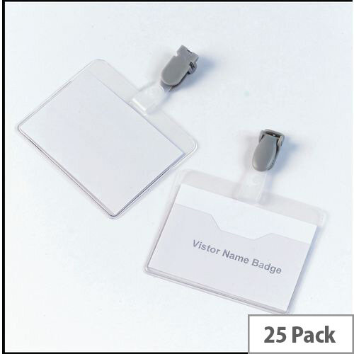Visitors Badge Pack of 25