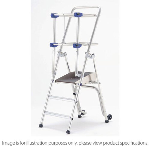 Premium Portable Work Mobile Platform Height 920Mm