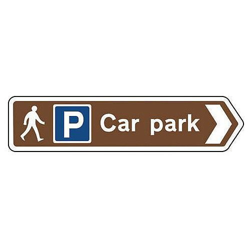 Sign Car Park