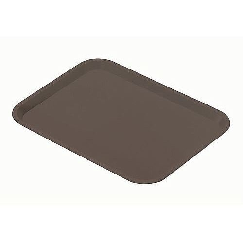 Plastic Trays Black 40mm Pack of 12