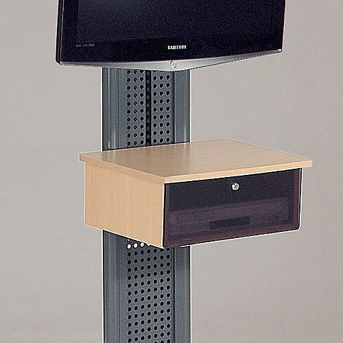LCD And Plasma Mobile Stand Infra-Red Front