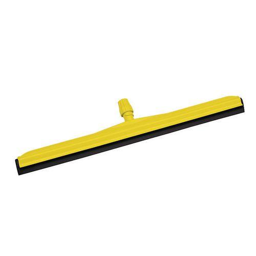 Plastic Floor Squeegee Yellow
