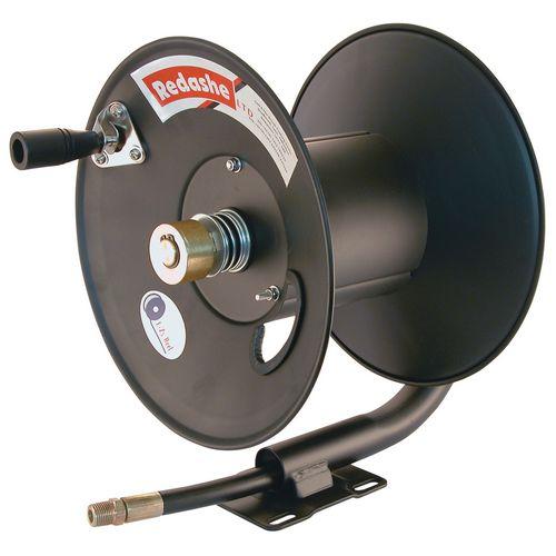 Manual Rewind Powder Coated Steel Compressed Air/Water/Pressure Wash 20 Metre Long For 30m Hose
