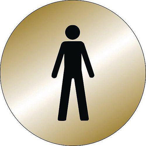 Prestige Range Sign Male Pictorial