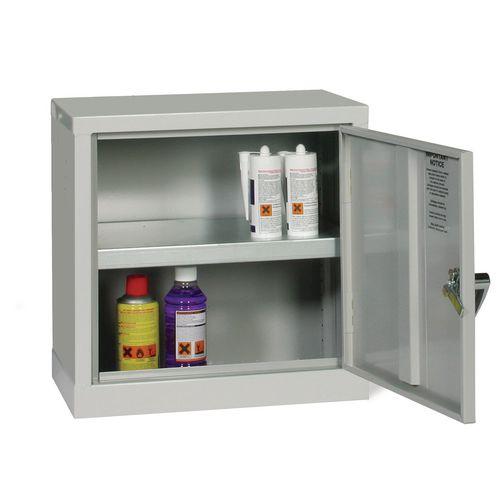 1 Shelf COSHH Cabinet H x W x D mm: 457 x 457 x 305