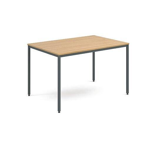General Purpose Table Oak Retangular Oak 1200X800X725mm