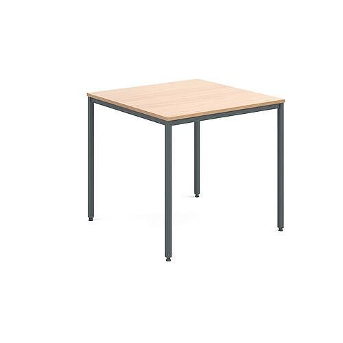 General Purpose Table Square Square Beech 800X800X725mm
