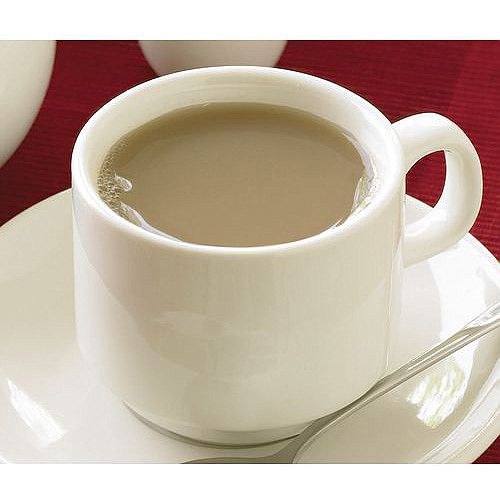 Basic Crockery Stacking Cup 7.5Oz Pack 12