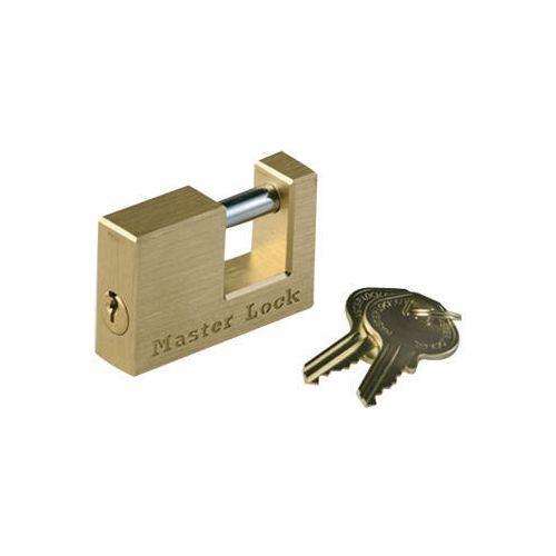 Shutter Padlock D24xW24xH76mm 23mm Shackle Pack of 2