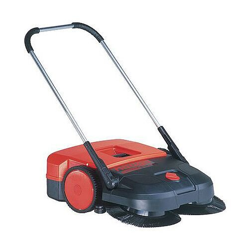 Manual Pedestrian Sweeper Capacity 50L