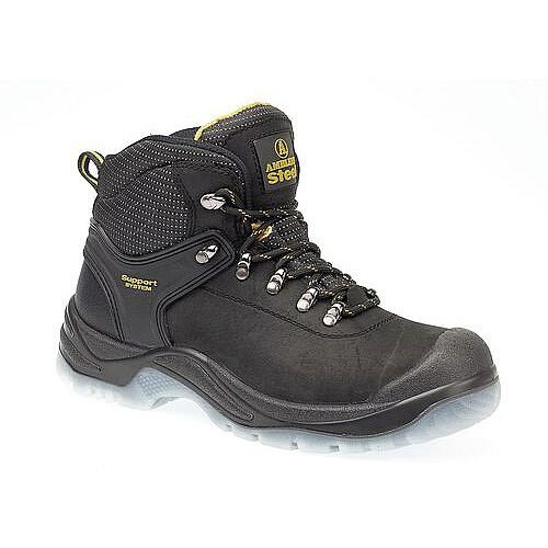 Hiker Style Safety Boots Size 5