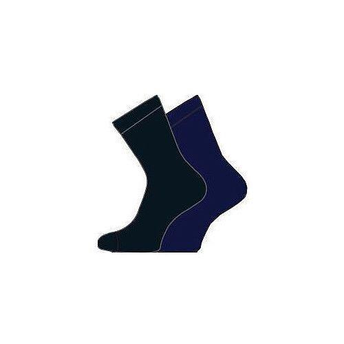 Thermal Socks Black Black Pack of 6