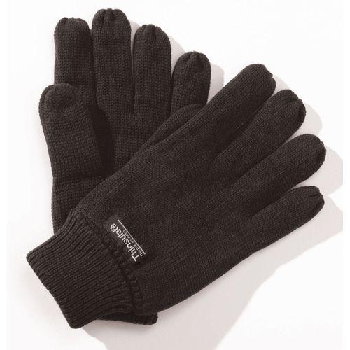 Regatta Thinsulate Glove Black Pack of 6