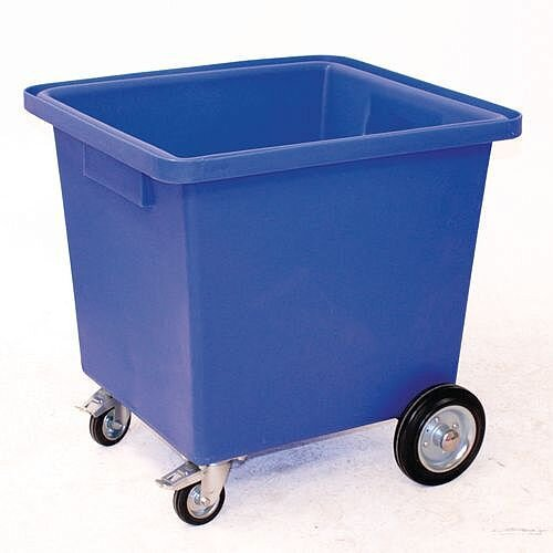 Rough Terrain Bottle Skips Capacity 170 Litres Blue