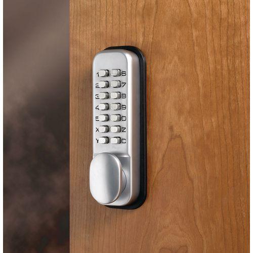 Push Button Mechanical Digital Locks Standard Lock