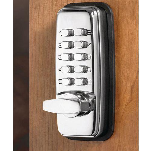 Mechanical Digital Cabinet Lock