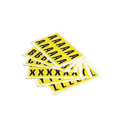 Numbers And Letters Letters A Z Hxw 9.5X6Mm