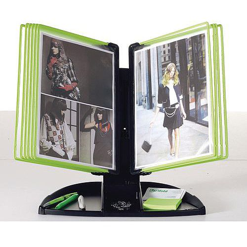 Tarifold Office Desk Stand Black
