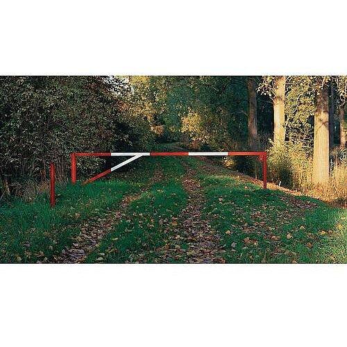 Lightweight Swing Barrier 2500m