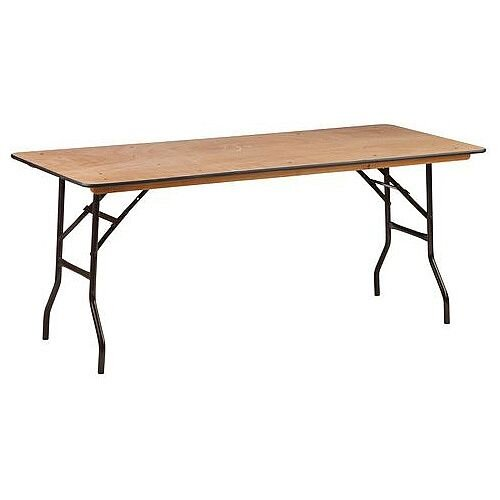 Banqueting Table Rectangular Table L 1830mm