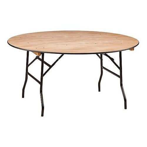 Banqueting Table Circular Table 1525mm Dia