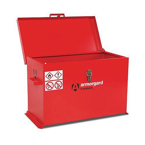 Flammable Handling Box 40L H520xW800xD420mm