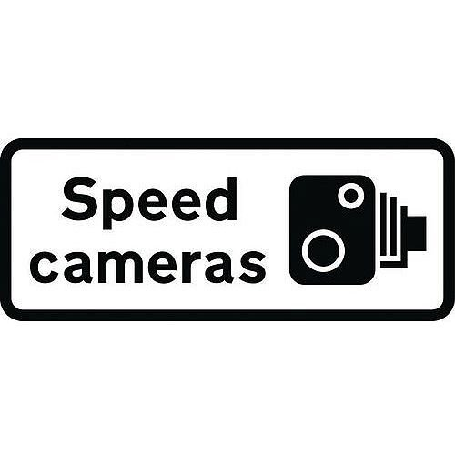 Speed Camera Sign Speed Cameras Class 2