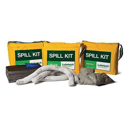 50L Vinyl Holdall Spill Kit Oil Only