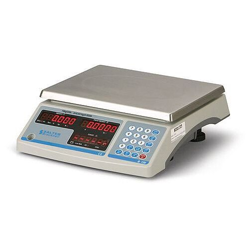 Weigh And Count Bench-Top Scales Capacity 6Kg