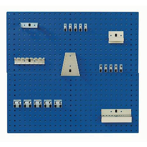 Panel And Hook Kit With 20 Hooks &2 Panels 990x457mm